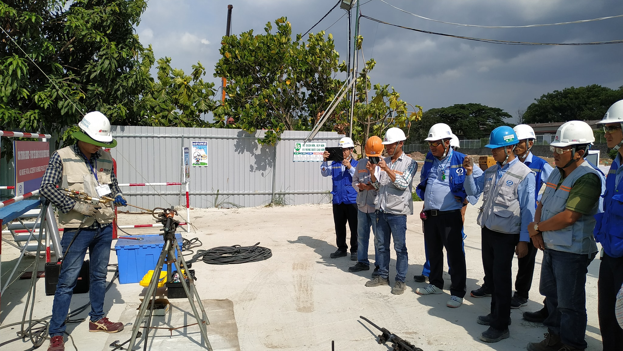 21/05/2019  Dự án nhà xưởng Lotte - VSIP 1, Bình Dương