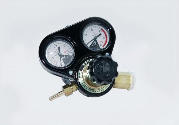 Đồng hồ điều áp khí Oxy SSB-OXE